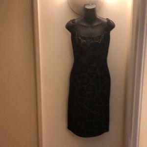 NINE WEST fit dress